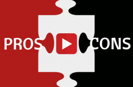 YouTube career pros & cons
