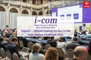 I-COM Data Creativity Awards 2018