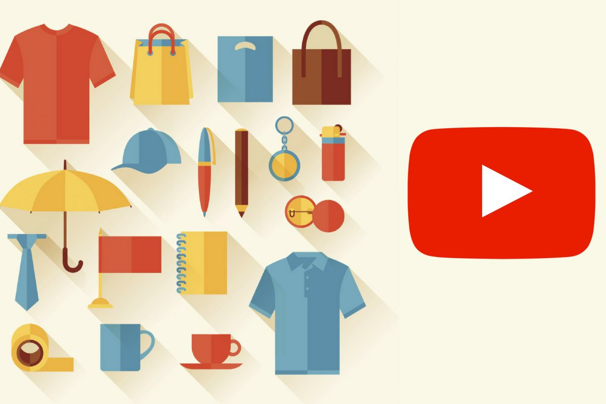 YouTube Update: Creators Can Now Sell 20 Merchandise Items To Fans Directly