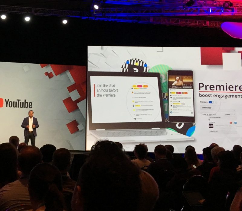 YouTube Update: Promote Ahead Of Your Video Release Using YouTube Premieres