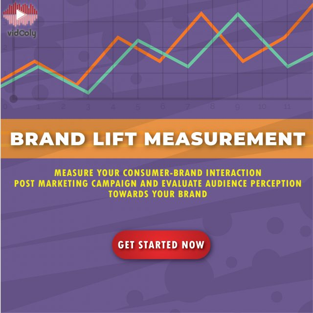 Brand Lift measurement