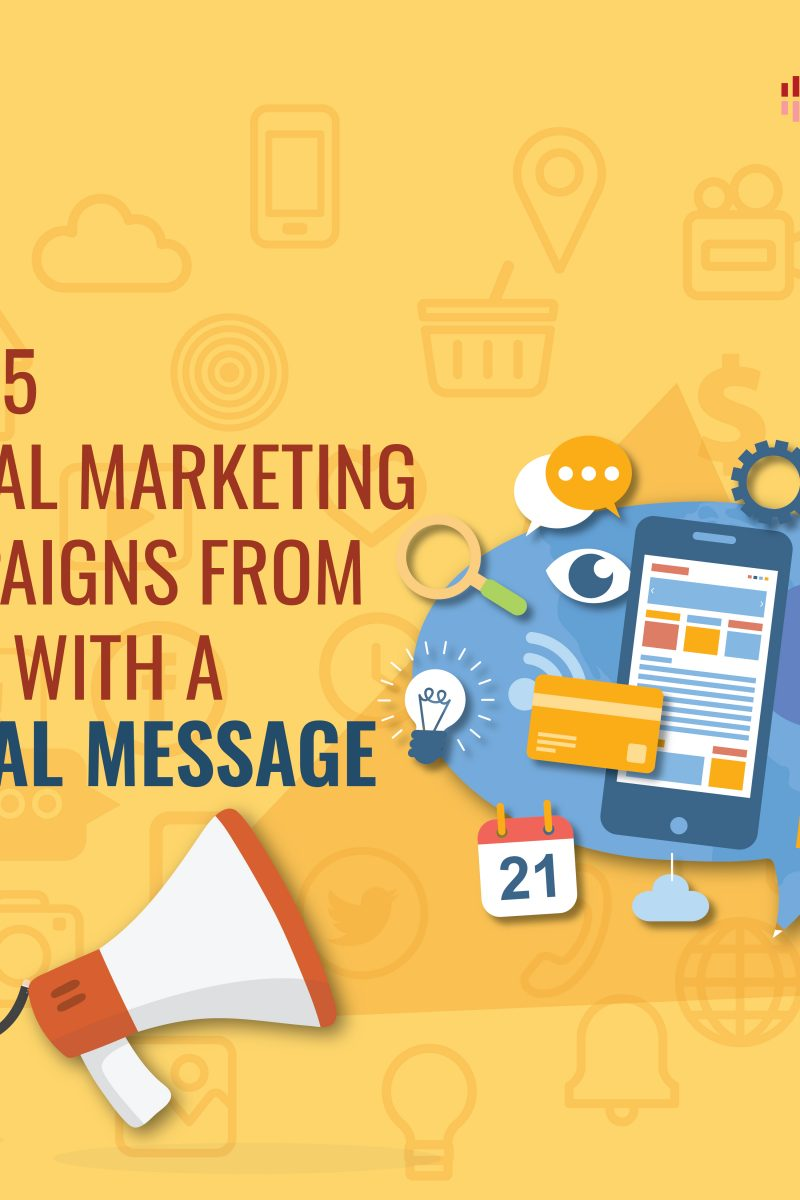 Top 35 Digital Video Marketing Campaigns from India with a Social Message