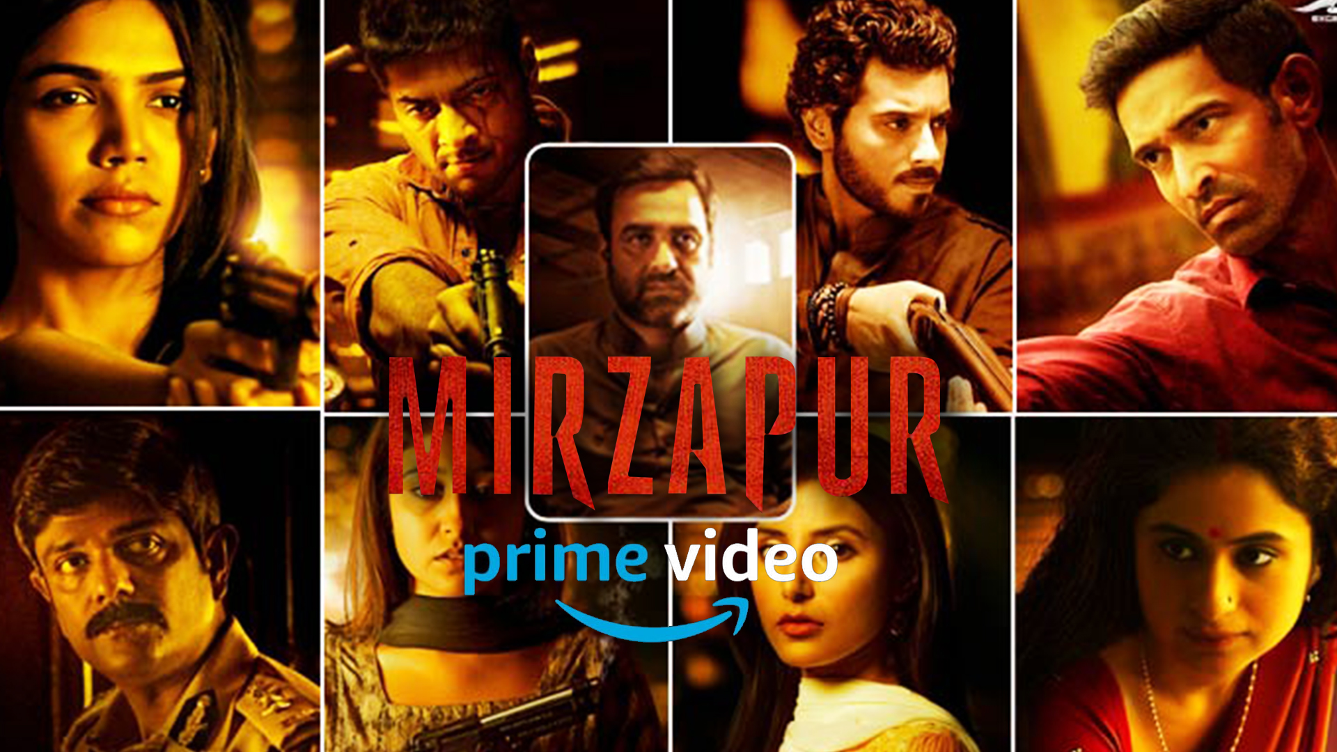 New Hindi Movei 2018 2019 Bolliwood: Mirzapur Is Now Streaming Online On Amazon Prime: Know Why