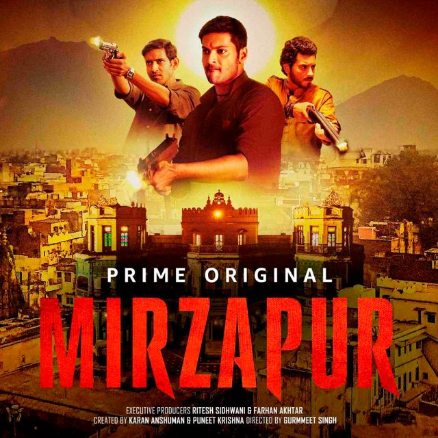 Mirzapur is Now Streaming Online on Amazon Prime: Know Why