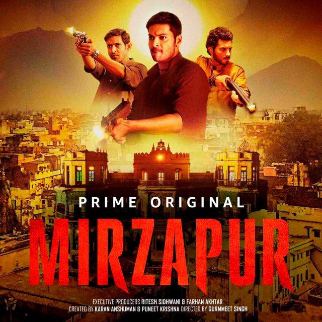 Watch Mirzapur online on Amazon Prime Video