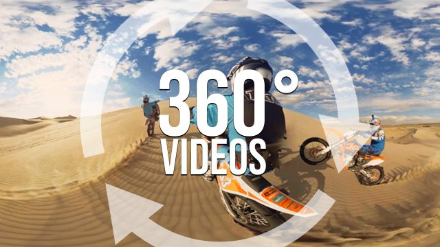 360 Degree Video for YouTube