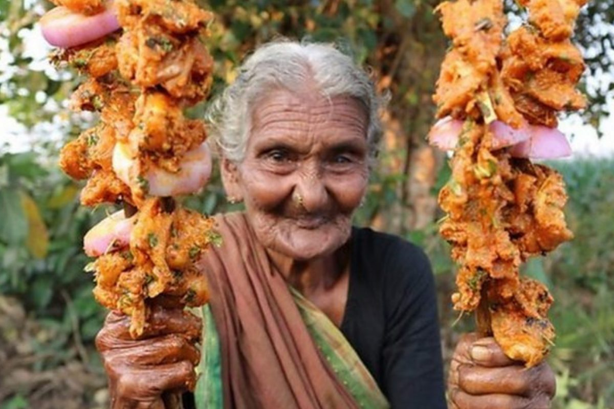 RIP World's Oldest YouTuber Chef Mastanamma (107 Years Old) of Country Foods YouTube Channel