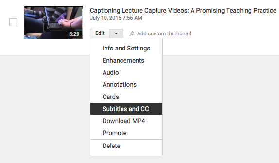 All You Need To Know About Closed Captions (CC) On YouTube