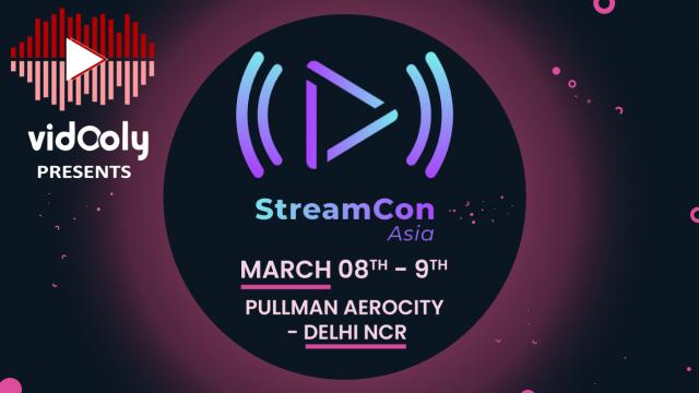 StreamCon Asia 2019 : Where Asia Celebrates Online Video