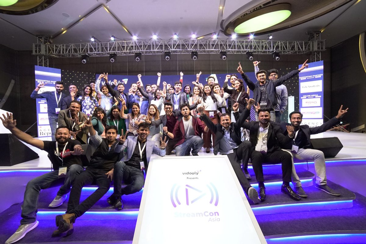 StreamCon Asia 2019: Where Asia Celebrated Online Video With Élan