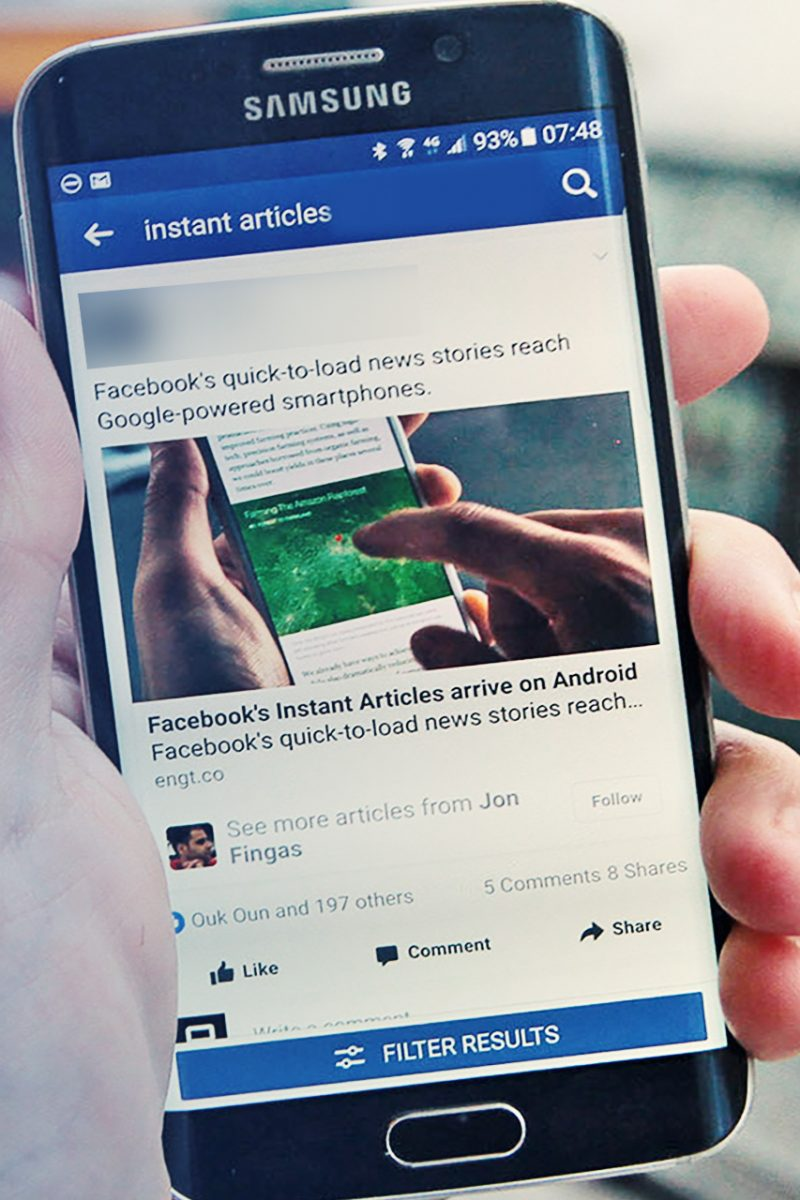 Facebook Instant Articles: What Should You Know Before You Start?