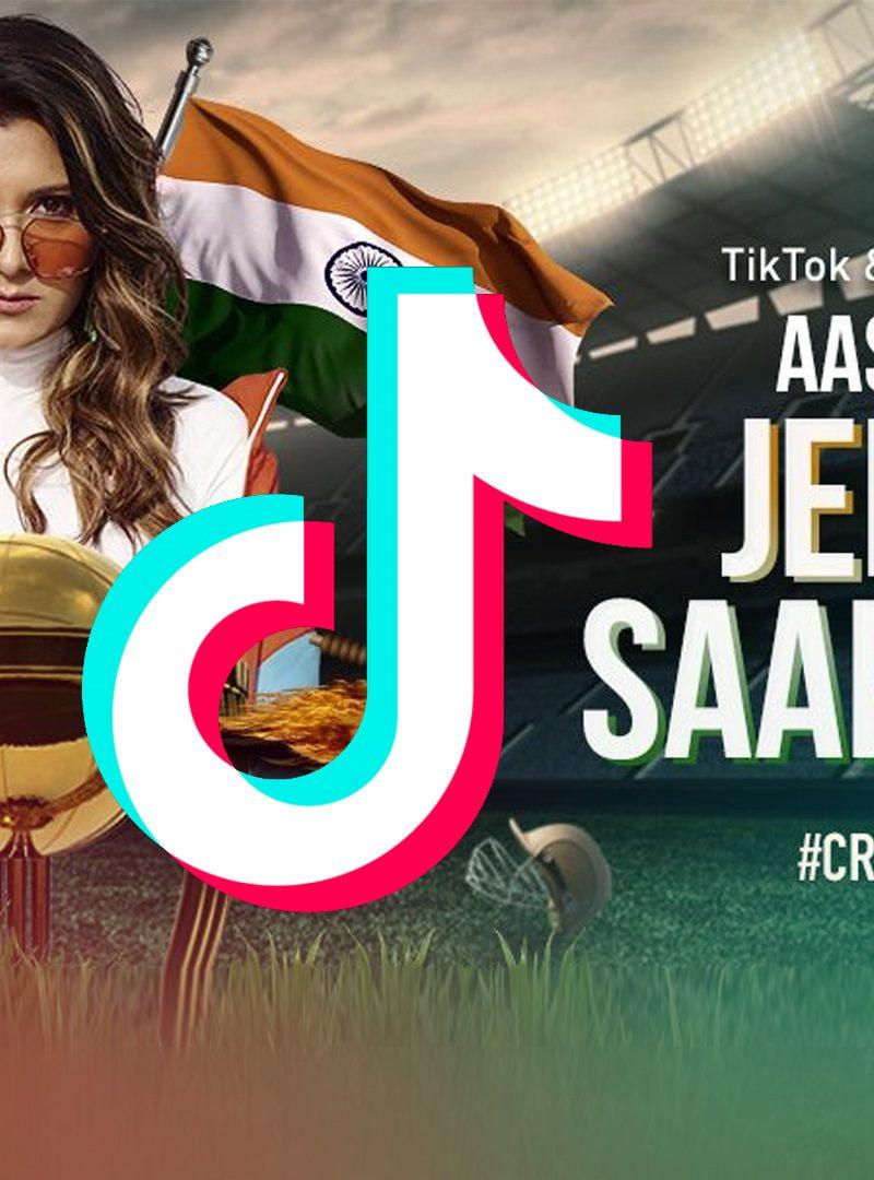 ICC World Cup 2019 anthem 'Jeetega Saara India' ft. Aastha Gill on TikTok rocks India