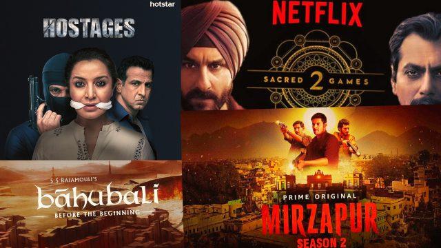Hindi Web-series in 2019