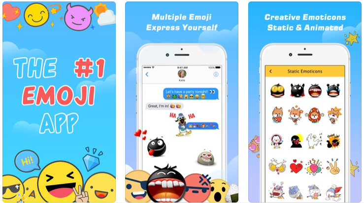 Best emoji apps for content creators on Android & iOS