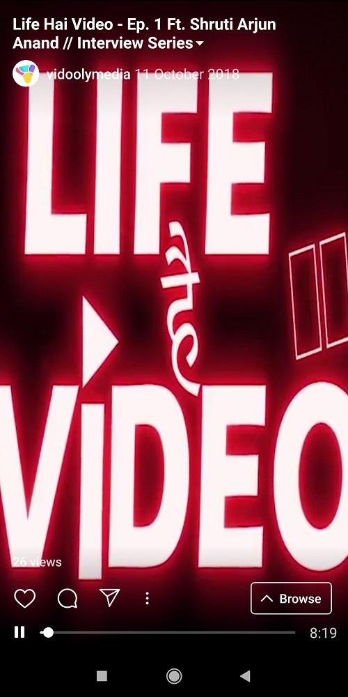 Video Sharing Platforms