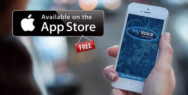 Karaoke Singing apps on iOs