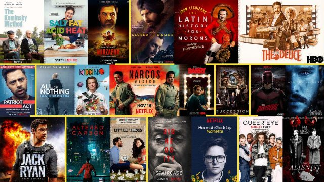 SVOD platforms dominated by Netflix with Audience Analytics and Insights