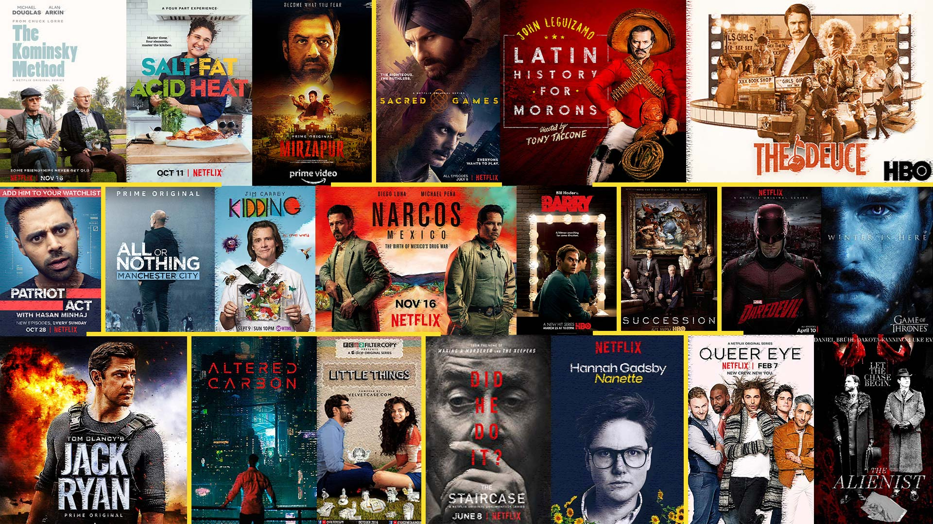 SVOD platforms dominated by Netflix with Audience Analytics
