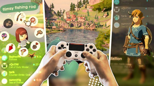 Live game streaming platforms