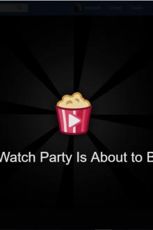 Facebook Watch Party