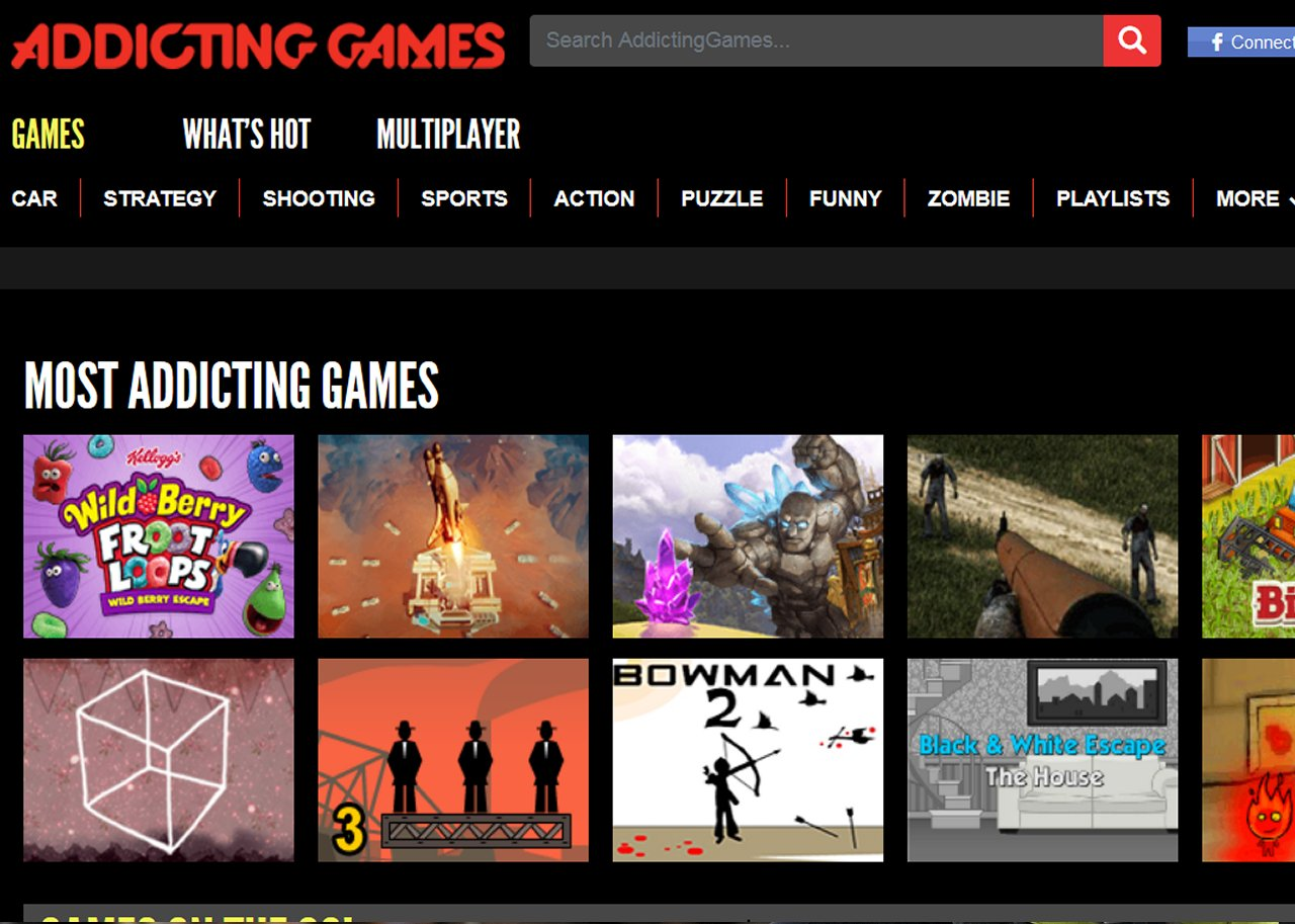 free game websites