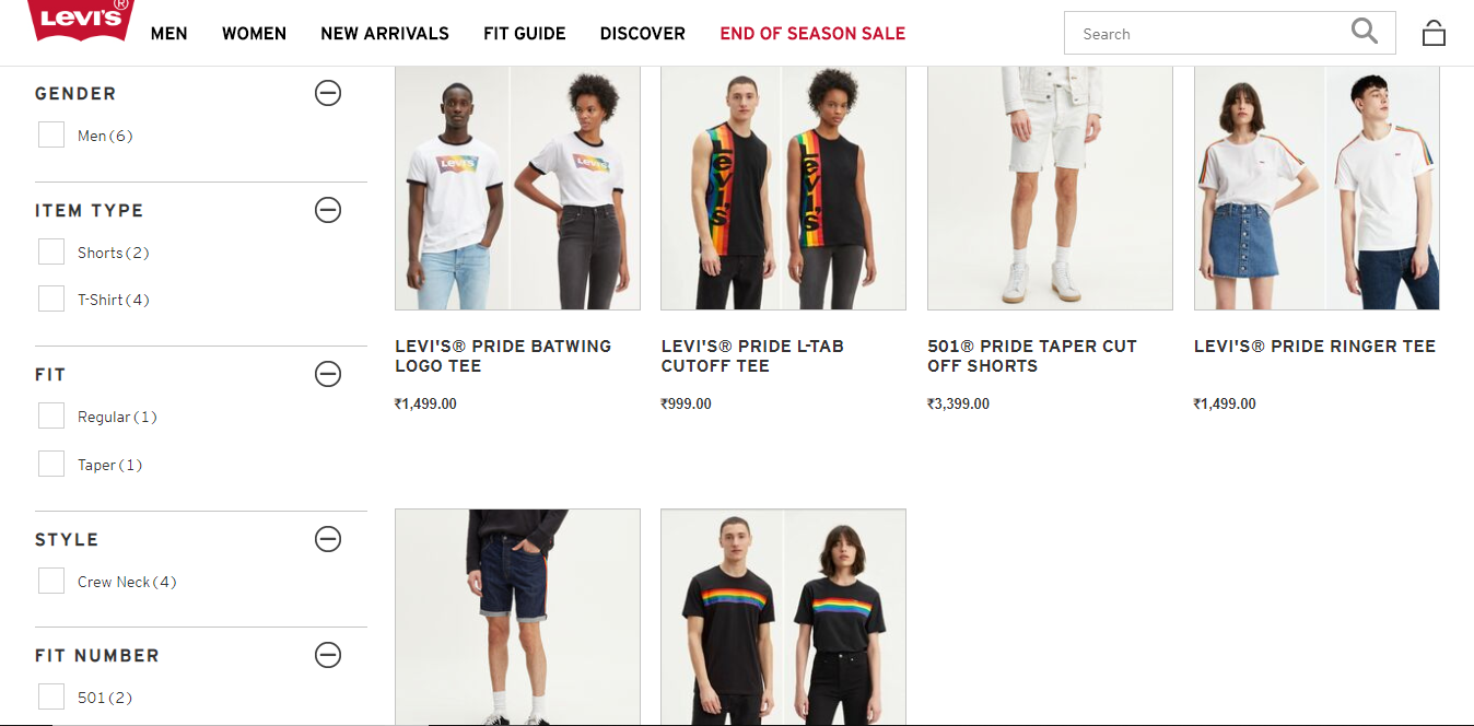 levis campaign on How Brands are Remarketing their LGBT Support