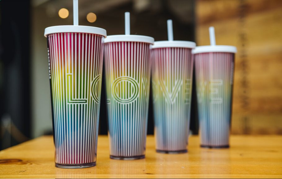 starbucks campaign on How Brands are Remarketing their LGBT Support