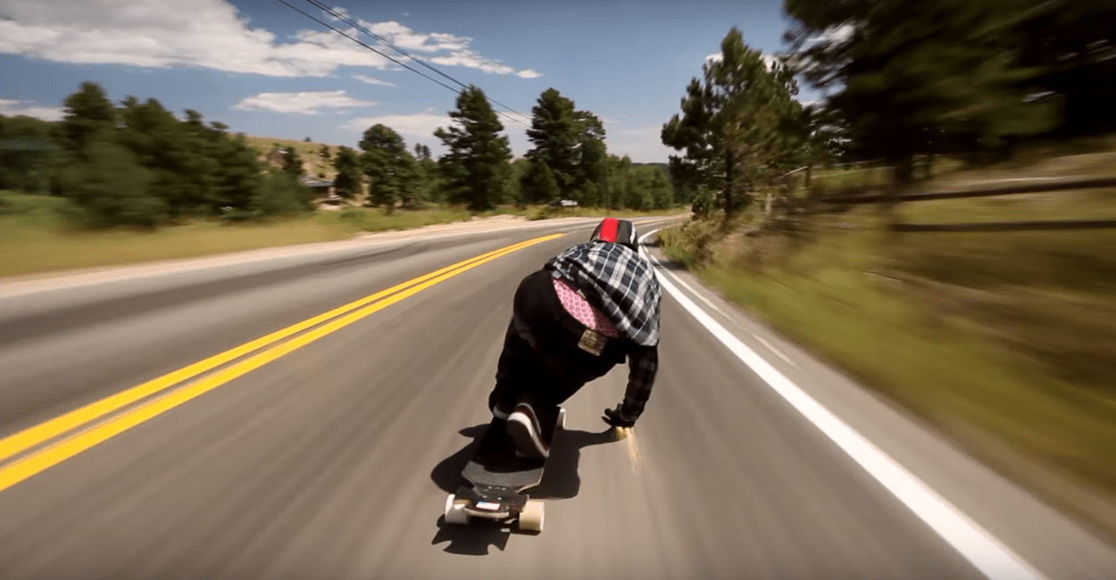 Downhill Skateboarding Popular Extreme Sports YouTube Channels for all Adventure & Sports lovers