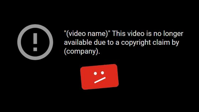 YouTube Community Strike System