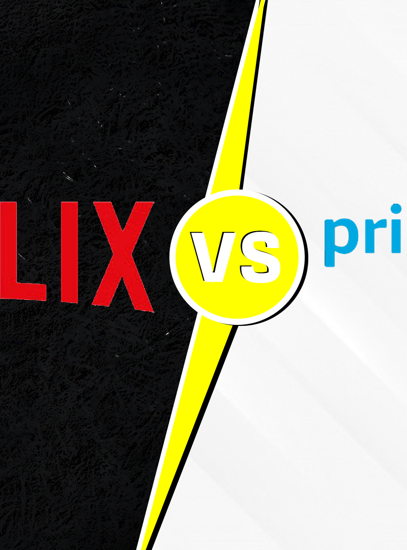 Netflix vs Amazon Prime: Who is the Champion of the Streaming War?