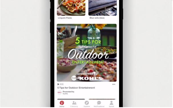 Pinterest Video Ads