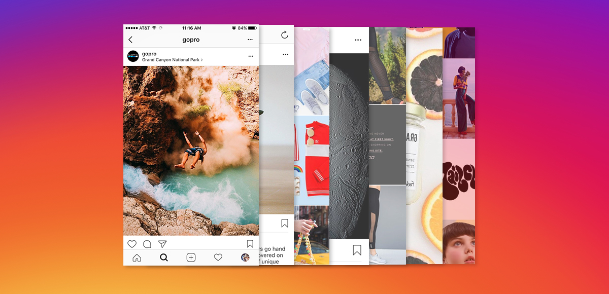 best brands on Instagram