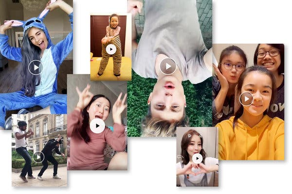 TikTok 'you are in control' video series