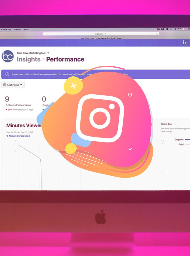 How to connect Instagram to Facebook Creator Studio to post from PC directly