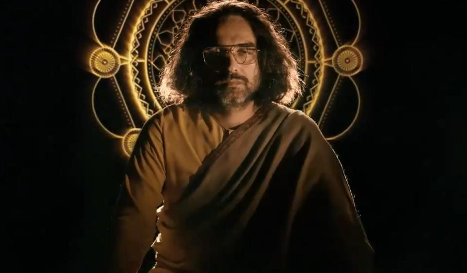 Sacred Games season 2 Pankaj Tripathi's Guruji image