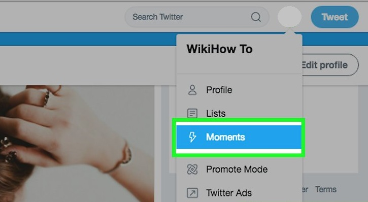 Twitter Moments for businesses