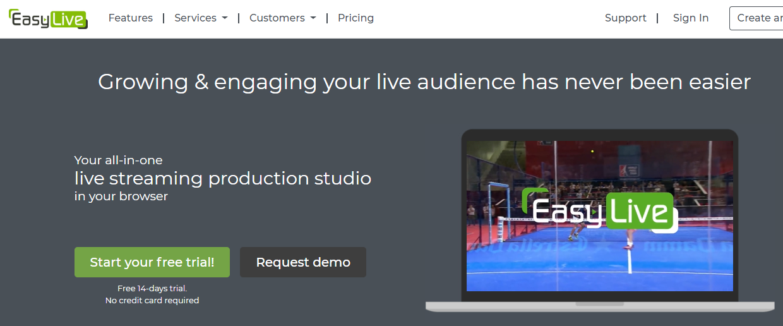 EasyLive LinkedIn Live Streaming tool