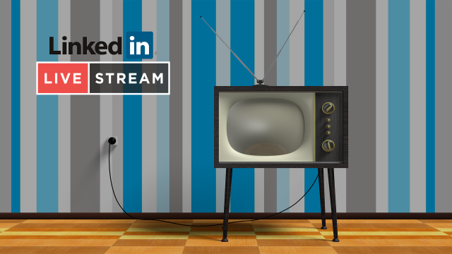 LinkedIn Live streaming featured Image