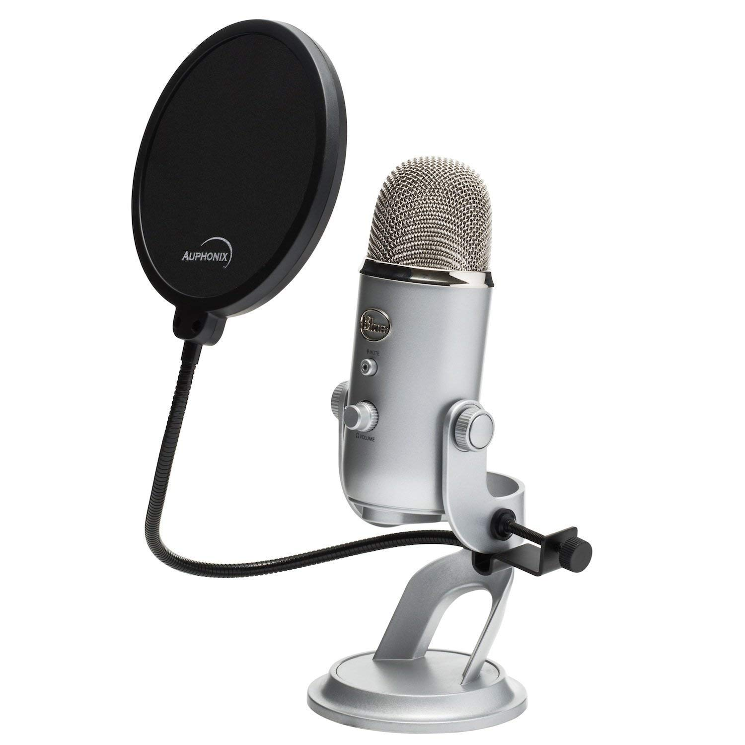 Podcast Mic Pop up Filter