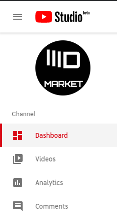 Video Option to How to Change Thumbnail on YouTube