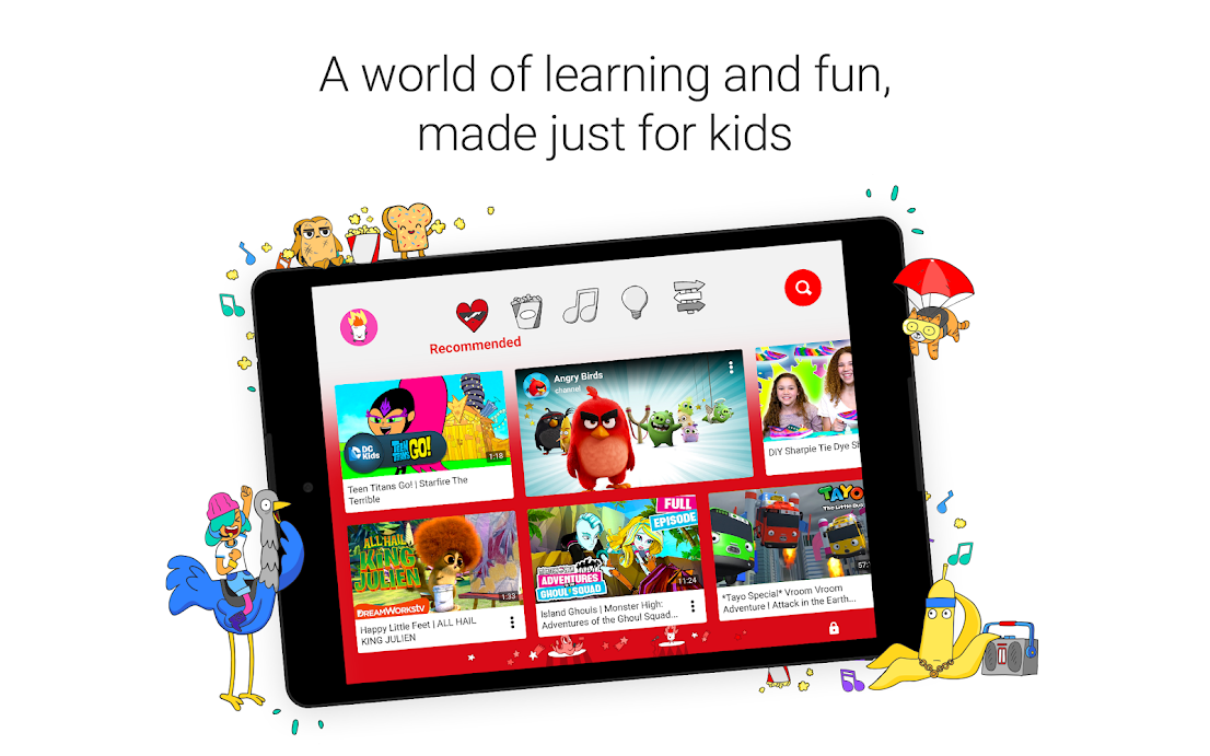 Youtube Kids Update 2019 on How it handle violative content & makes comment safer