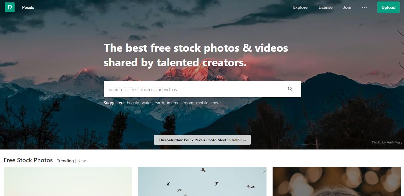 free images websites