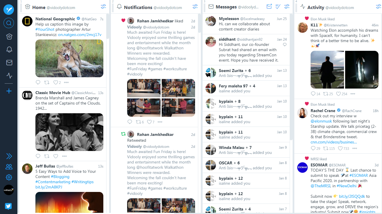 tweetdeck tool for How to Schedule Tweets on Twitter