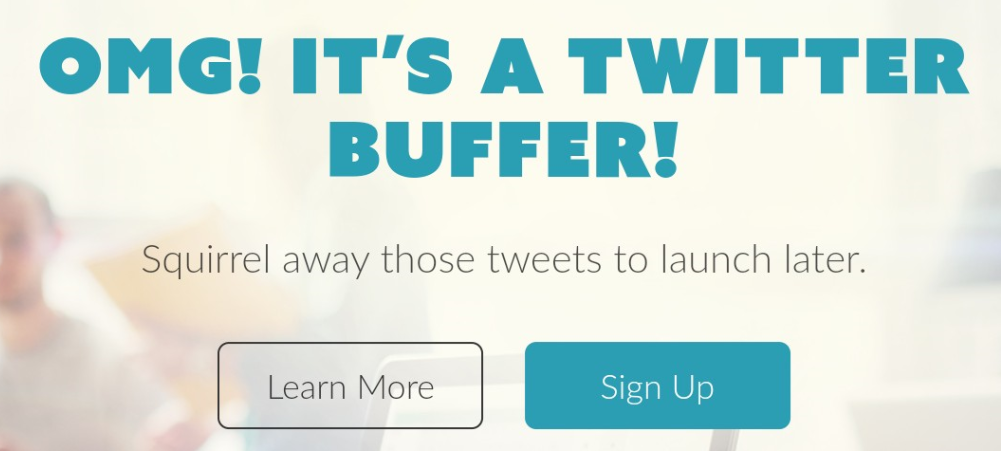 twuffer tool for How to Schedule Tweets on Twitter