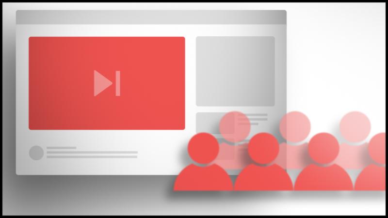YouTube live streaming monetization