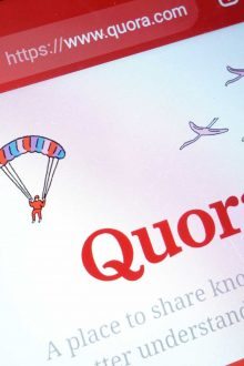 Quora marketing strategy