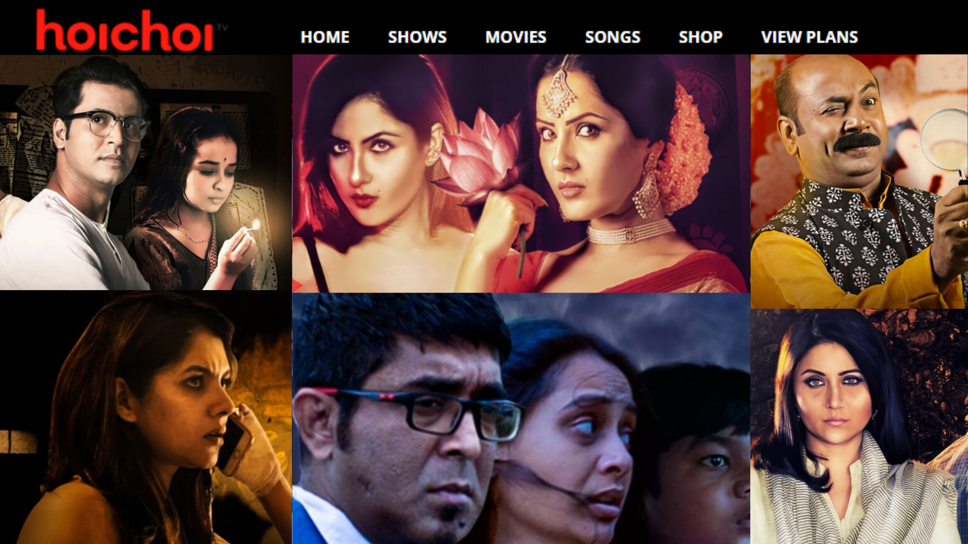 Top 10 Hoichoi Web Series collection to add to your binge