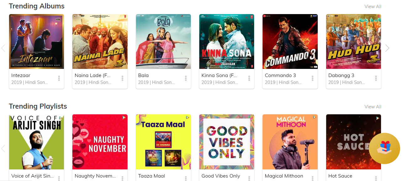 Music Streaming apps in India