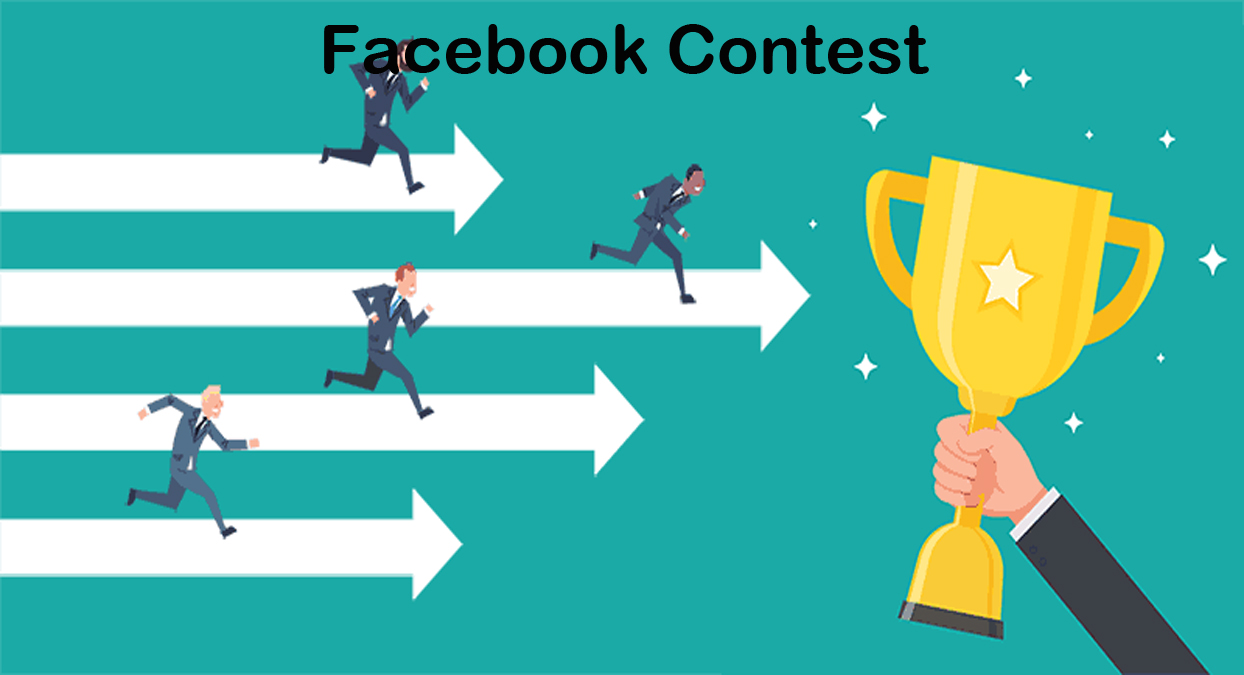 run Facebook contest