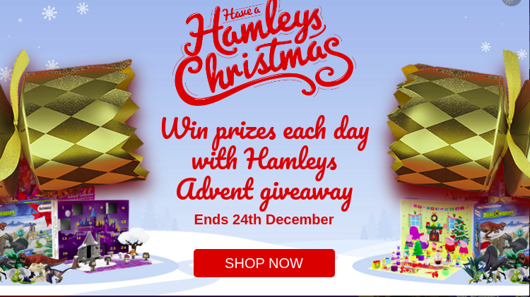 Hamleys Christmas season campaign